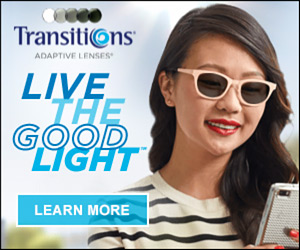 Transitions Adaptive Lenses
